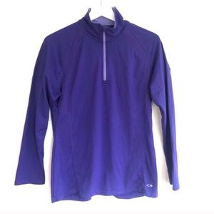 Champion Performance 1/4 Zip Pullover Top